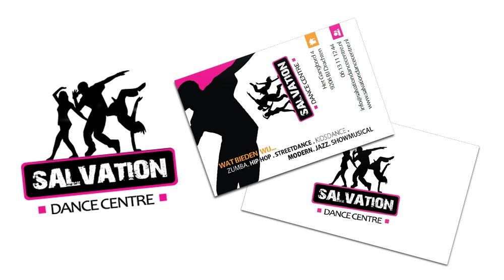 Logo en kaartje
